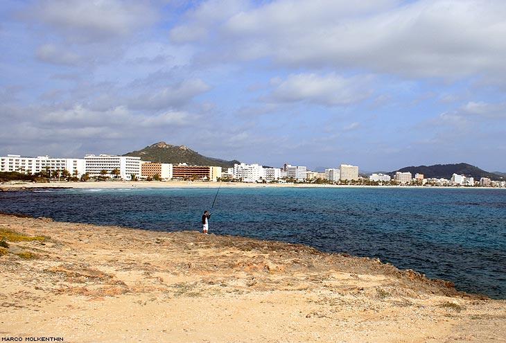 Bucht von Son Servera, Mallorca