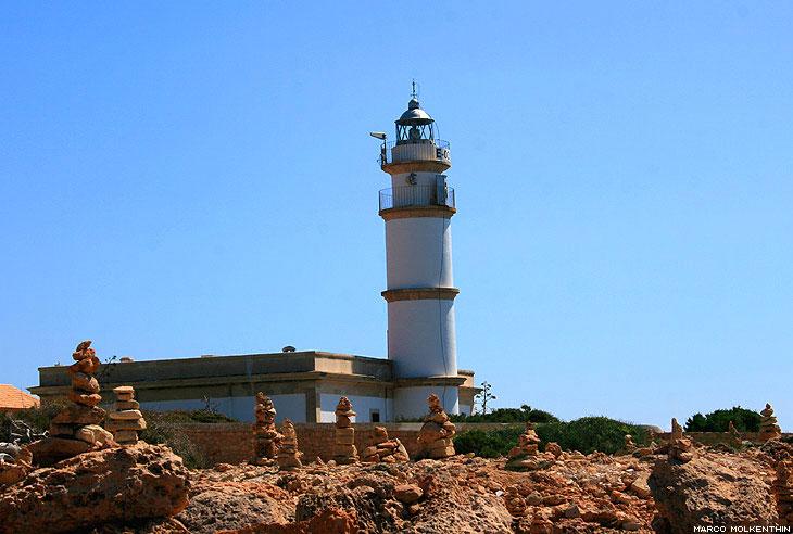 Cap de Ses Salines, Mallorca