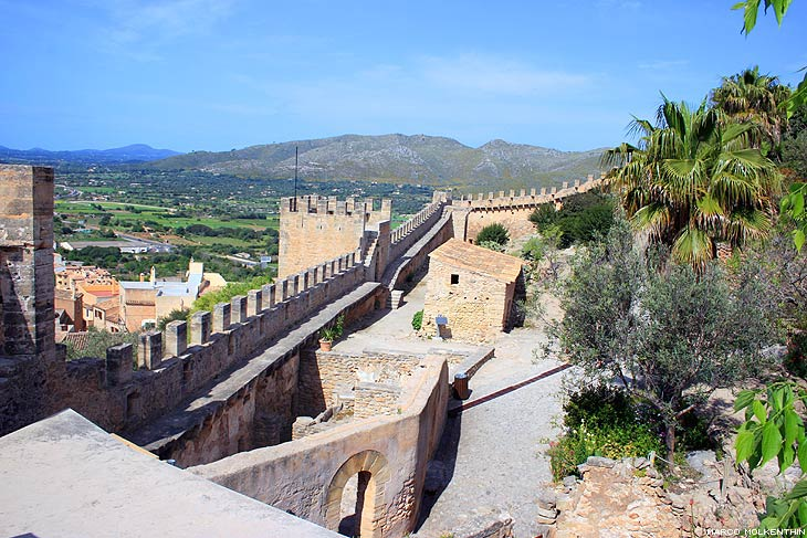 Ostküste von Mallorca, Sehenswürdigkeiten im Osten