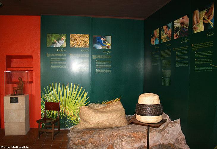 Ausstellung im Castell de Capdepera