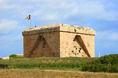 Kastell von Punta de n'Amer (Castell de sa Punta de n'Amer)