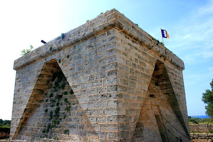 Kastell von Punta de n'Amer