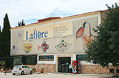 S'Esgleieta: Lafiore-Glasbläserei