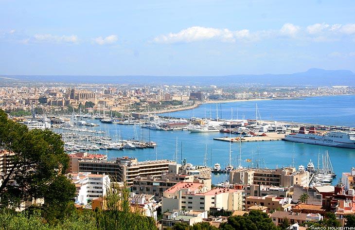 Mallorca sehensw rdigkeiten liste der sehenswerten orte for Oficina yoigo palma de mallorca